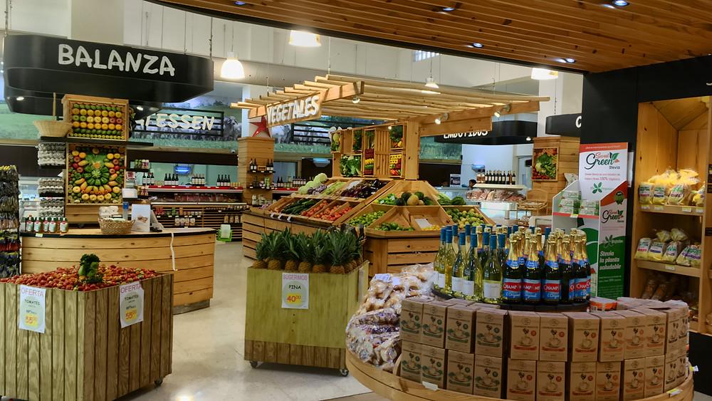 Groceries in Las Terrenas