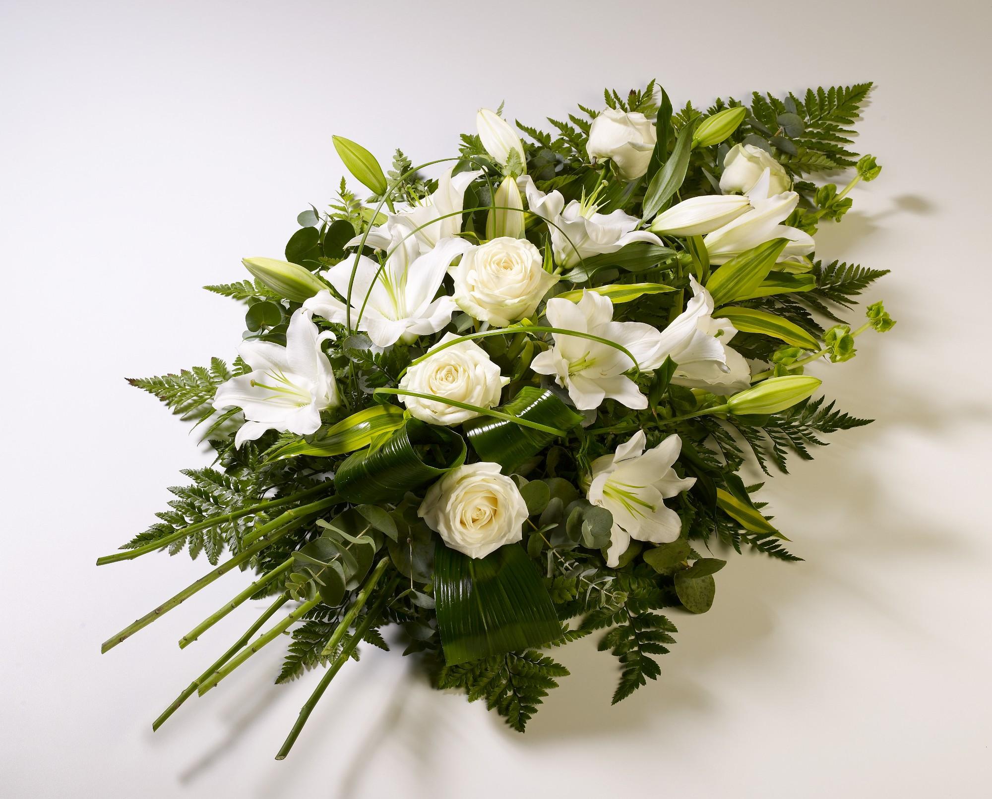 funeral Flower sheaf