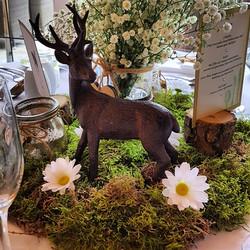 Woodland centre piece