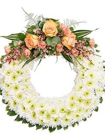Classic massed wreath