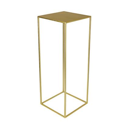 Metallic Gold Risers 70cm