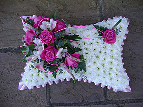 Pillow massed design
