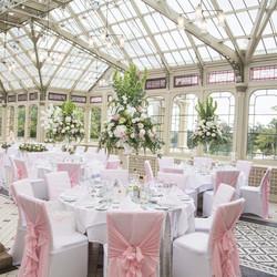 Elegant wedding vase
