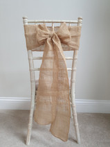 Hemp Bow Sash