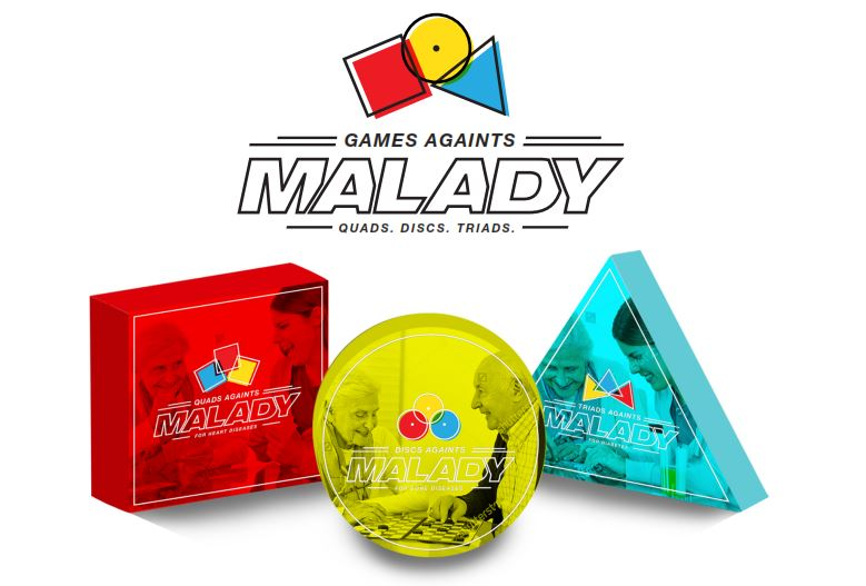 GAMES AGAINST MALADY