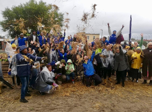 Mandela Day 2019 | Creating a thriving social enterprise thanks to CSR involvement in South Africa