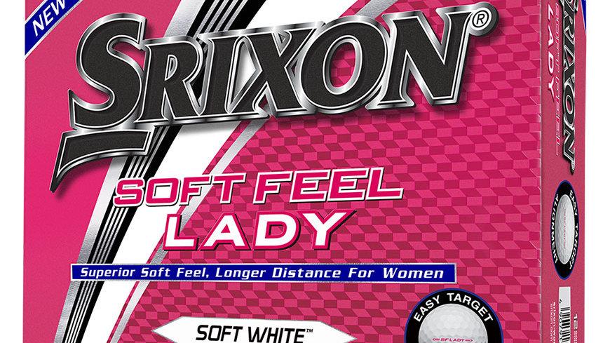 Srixon Soft Feel Ladies Golf Balls