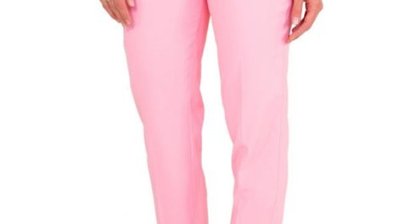 Jo Fit Belted Crop Pant
