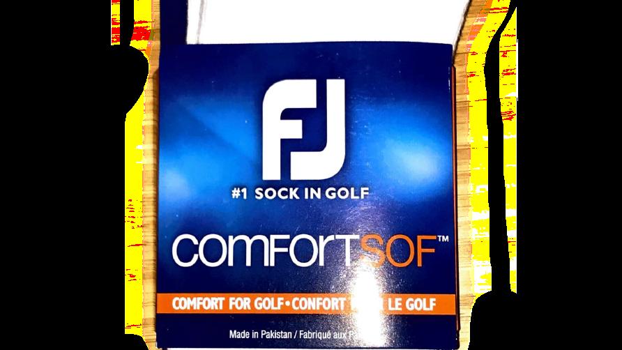 FJ Men's Comfort Sof Sport Socks PAIR