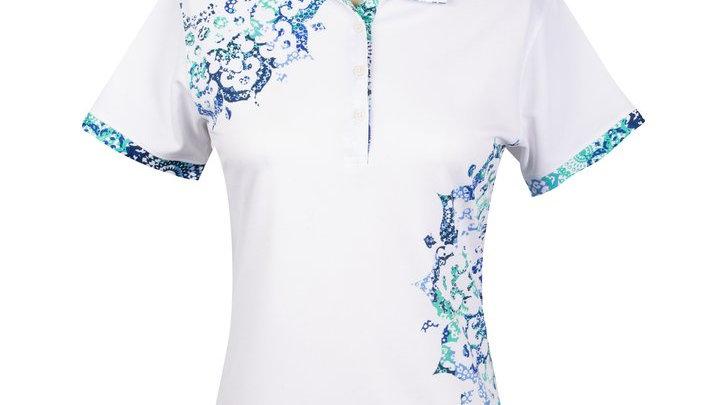 Bermuda Sands - Belle Ladies' Top White
