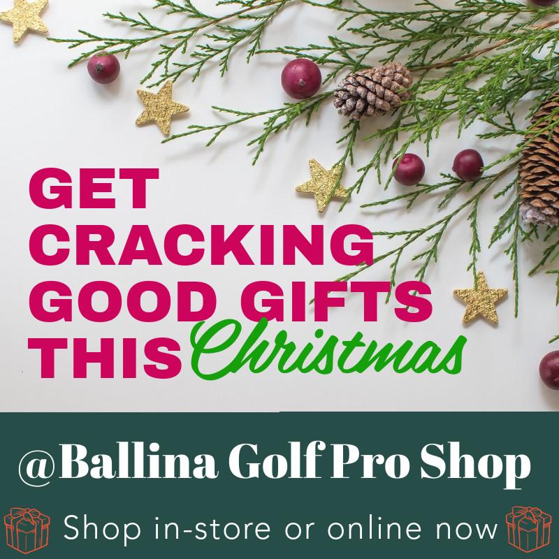 Christmas Promotional - Cracking Good Gi