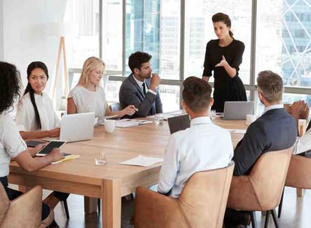 Directorios de empresas deberán respetar la paridad de género
