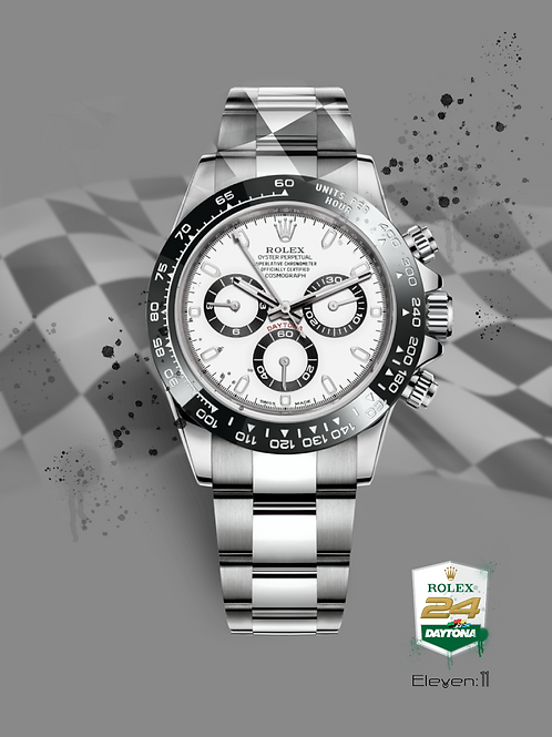 Artist Collection - Rolex Daytona 116500LN Racing