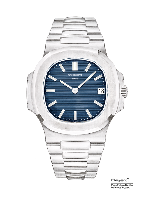 Limited Edition A2 Patek Philippe 3700/A1