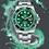 Thumbnail: Artist Collection - Rolex Submariner 116610LV HULK x Eleven:11