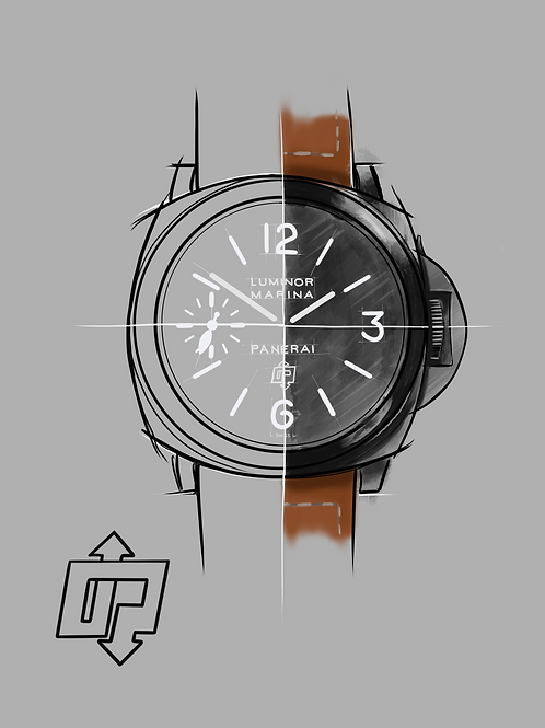 Limited Edition Artist Collection - Panerai x Eleven:11