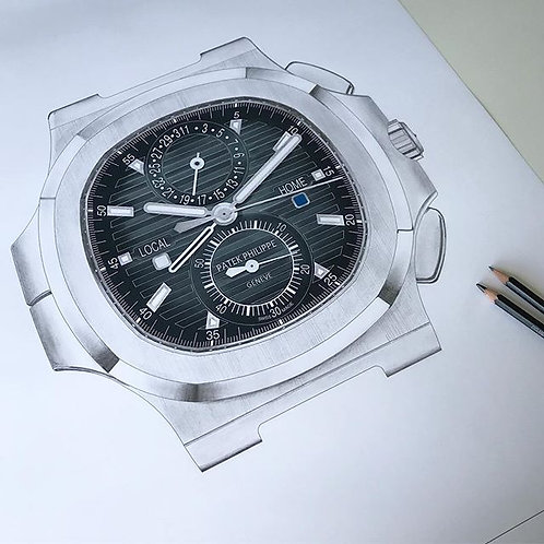 Limited Edition A2 Patek Philippe 5990