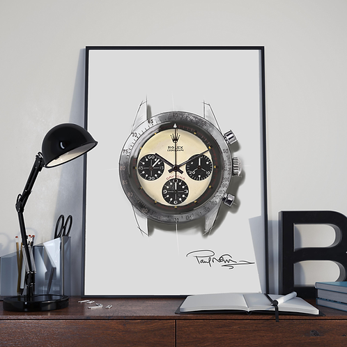 Artist Collection - Paul Newman Daytona x Eleven:11
