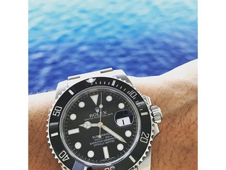 My Rolex Submariner 116610LN