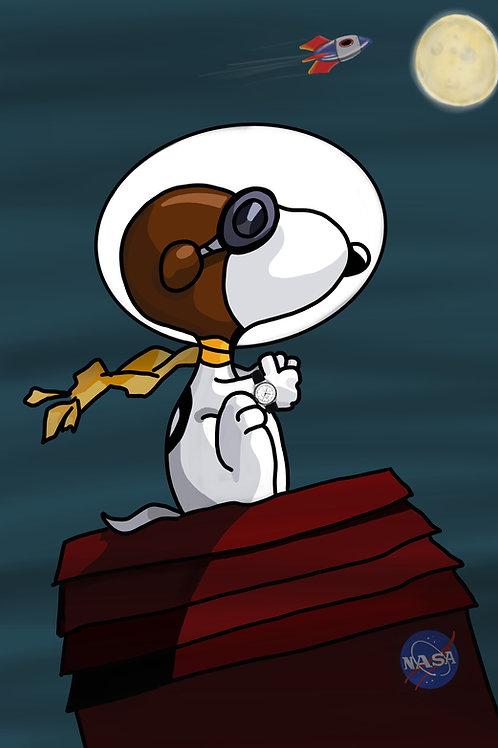 Omega Snoopy Award - Dog House