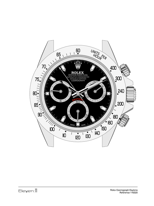 Special Edition Rolex Daytona 116520