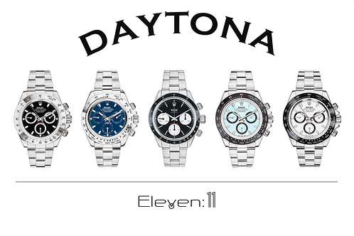 Limited Edition 5-Daytona's