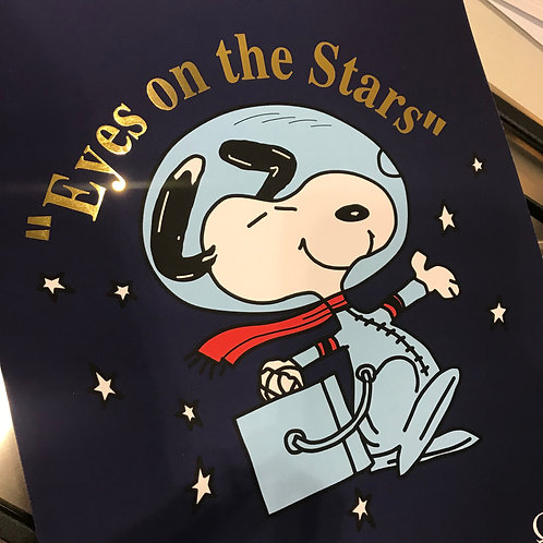 Omega Snoopy Award - Eyes on the Stars