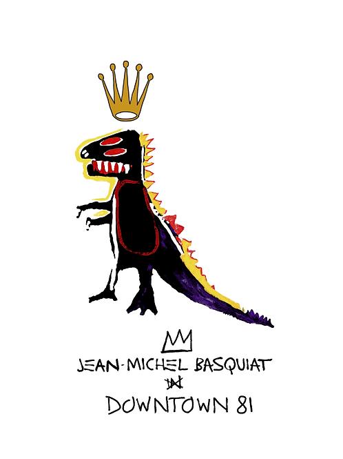 Artist Collection - Jean Michel Basquiat x Rolex