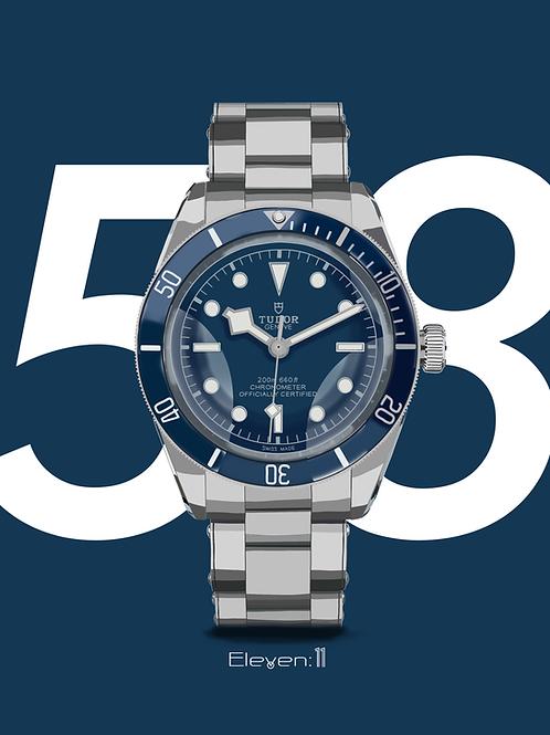 Tudor Black Bay Fifty-Eight #58