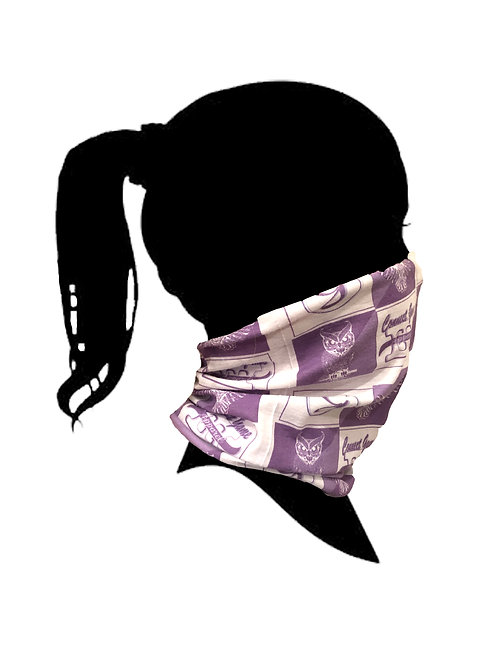 Purple Connect Game Apparel Mask
