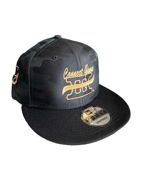 Camouflage Connect Game Apparel Hat