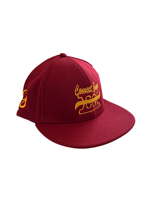 Red Connect Game Apparel Hat