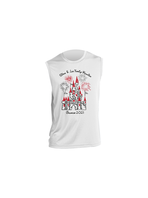 Sleeveless T-shirt for Men