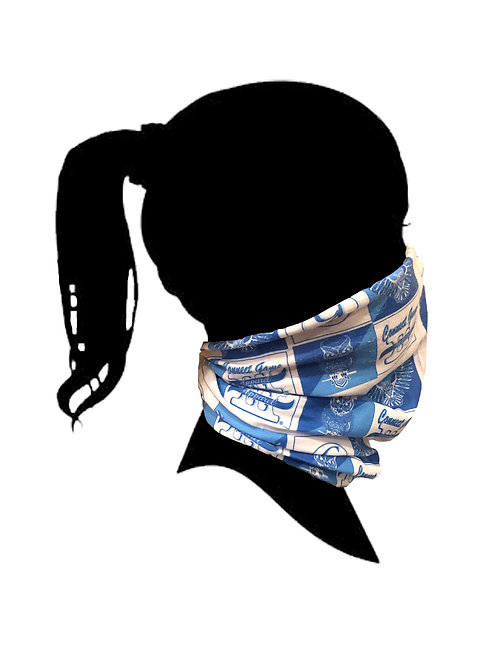 Blue Connect Game Apparel Mask