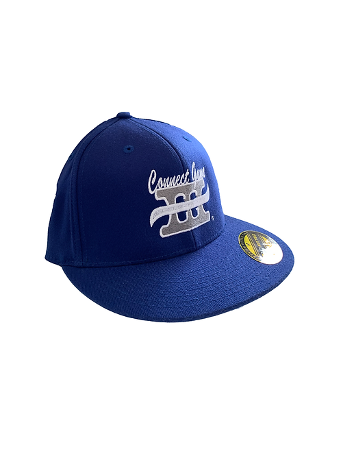 Blue Connect Game Apparel Hat