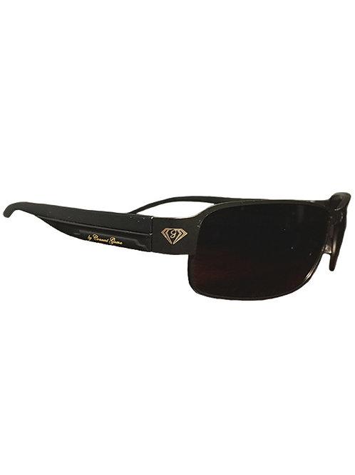 Black Glasses with G logo