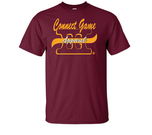 Connect Game Apparel T-shirt