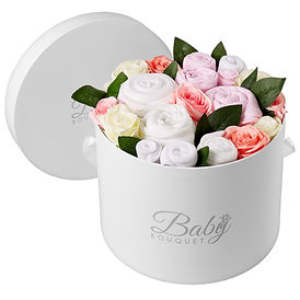 Baby Clothes Bouquet Gift