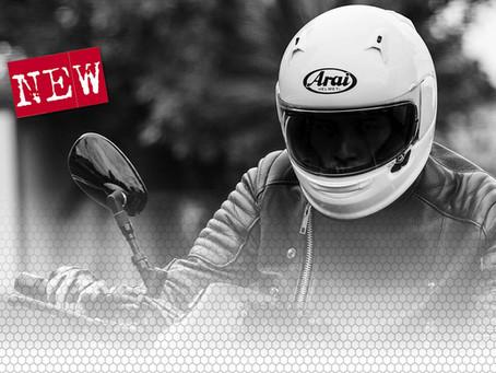 ARAI Profile-V - New Helmet!