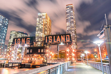 Pier of Long Island near Gantry Plaza State Park - borough of Queens - New York City.jpg