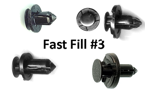 Fast Fill Pack #3 Nissan Clips Total pcs:80