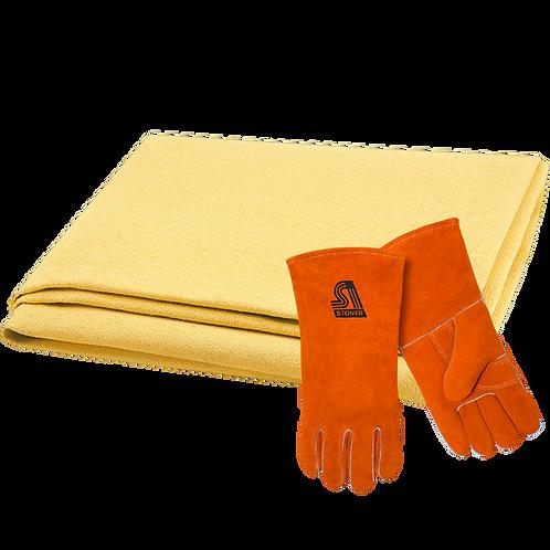 Welding Blanket (Free glove offer!)