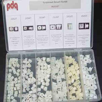 Plastic Grommets-270 pcs.#0018T