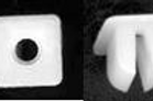 #8 Foreign Screw Grommet #2115T Mazda # BPK4-58-762 (Starting at 50/box)