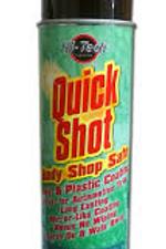 Quick Shot Vinyl Dressing -Body Shop Safe  #18015