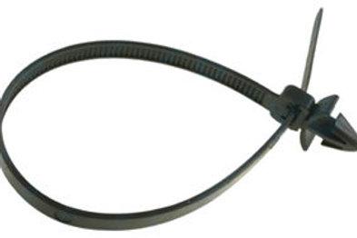 Push Mount Cable Tie Straps (100/bag)