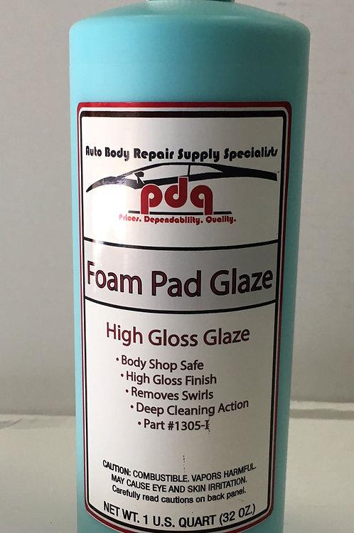 Foam Pad Machine Glaze