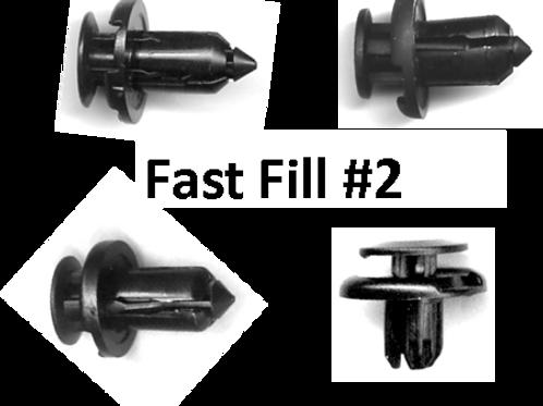 Fast Fill Pack #2- Honda/Nissan Clips Total pcs. 80