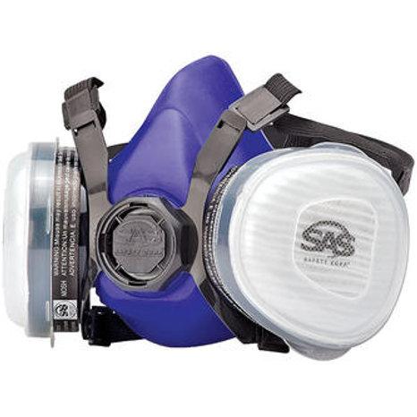 Dual Cartridge Respirator SAS Bandit Mask