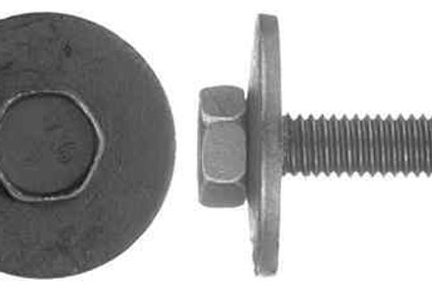 6-1.00 x 25mm Body Bolt, 24mm Lse Wsh PDQ#2013 GM #11503982 (Starting at 25/box)